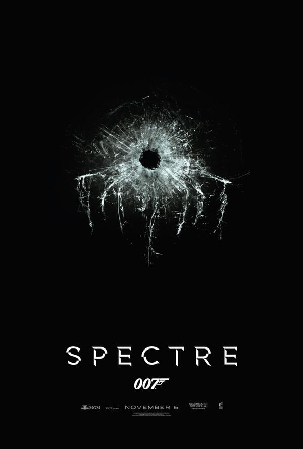 New SPECTRE Teaser for Bond 24