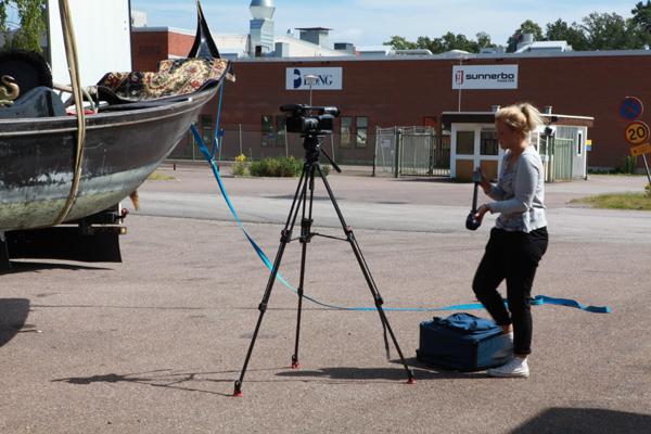 Smälands Nytt SVT på filminspelning