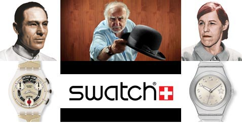 Swatch – 007 Villain Collection by Swatch
