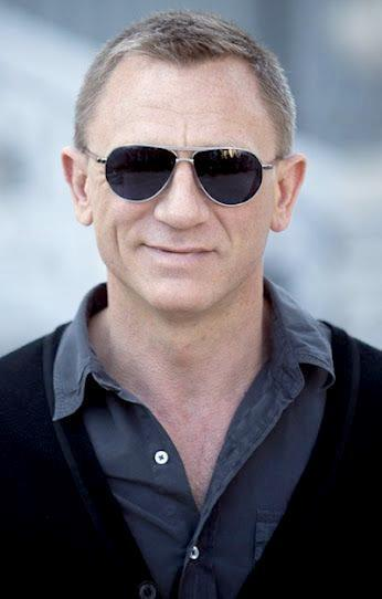 808e017a9e8 Tom Ford 108 s James Bond Quantum Of Solace 2008 sunglasses Colour used by  Daniel Craig - 19V