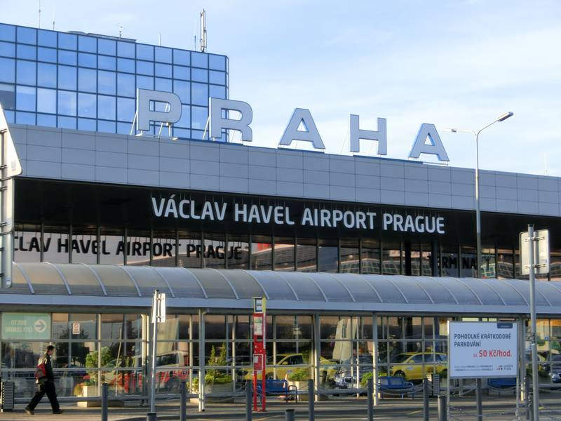 Airport Prague-Ruzyne Official renamed in 2012 Václav Havel Airport Prague.