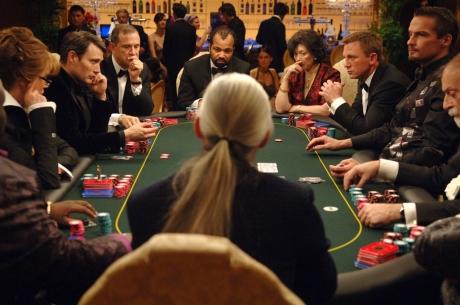 Bond Casino Royale Poker Game