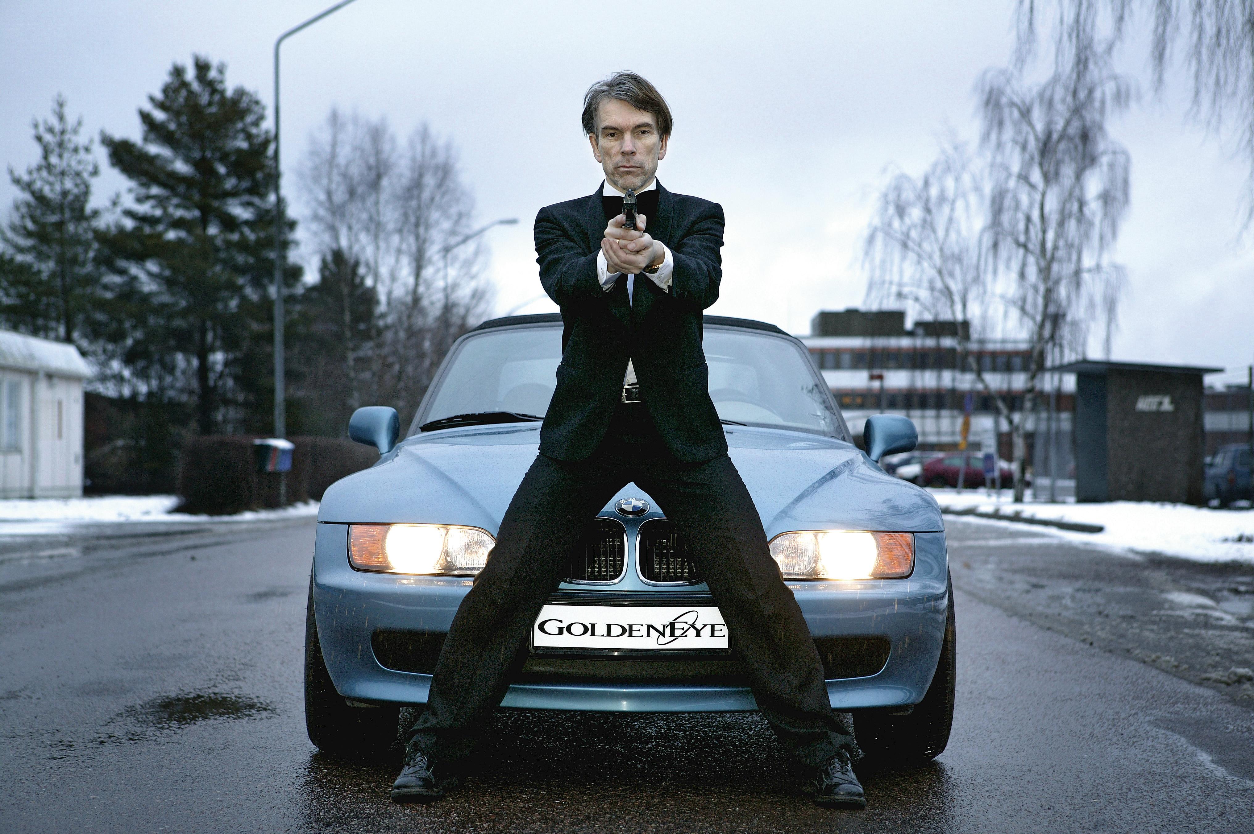 James Bond Gunnar Sch 228 Fer
