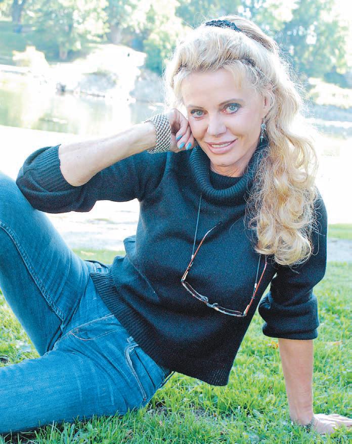 Nackt Kristina Wayborn  Kristina Wayborn