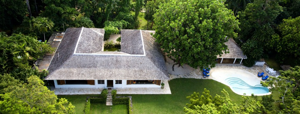 Ian Flemings Goldeneye House Jamaica