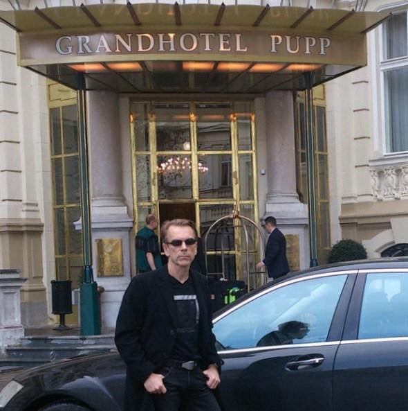 Grandhotel Pupp Film Casino Royale 2006 James Bond